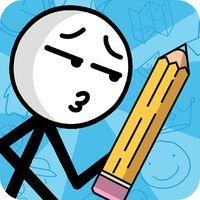 Ícone do Draw puzzle: sketch it
