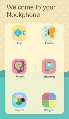 Animal Crossing New Horizons Companion App Screenshot Apk 0