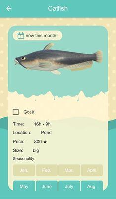 Animal Crossing New Horizons Companion App Screenshot Apk 1