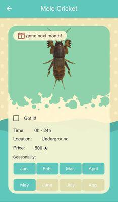 Animal Crossing New Horizons Companion App Screenshot Apk 2