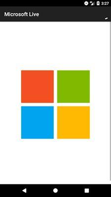 Microsoft Live Image