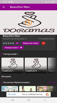 Doramas Mp4 Gratis Apk Descargar Gratis Para Android #doramasmp4 | 4.1m people have watched this. doramas mp4 gratis apk descargar