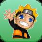 Naruto en WhatsApp, WastickerApps Anime Stickers