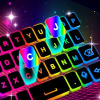 Ícone do Neon LED Keyboard