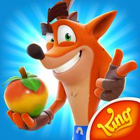 Ícone do Crash Bandicoot Mobile