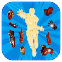 Super Heroes Puzzles - Wooden Jigsaw Puzzles icon