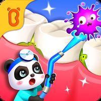 Baby Panda: Zahnpflege Icon
