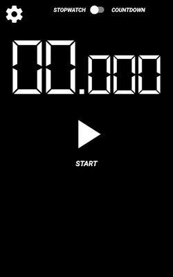 Image of Stopwatch Timer