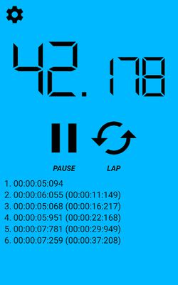 Image 2 of Stopwatch Timer