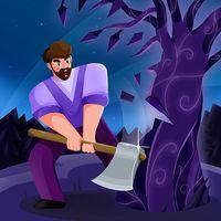 Icono de Idle Lumberjack 3D