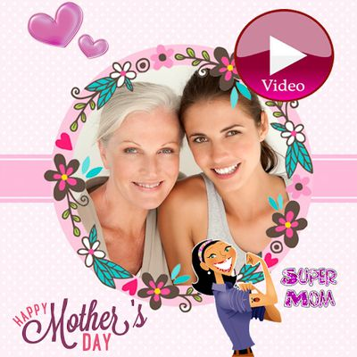 Image 12 of Happy Mother's Day Video Maker