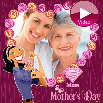 Image 3 of Happy Mother's Day Video Maker