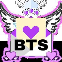 Ikon apk BTS Messenger 3 (simulator)