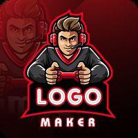 Ikon Logo Esport Maker | Create Gaming Logo Maker