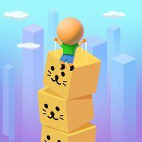 ไอคอนของ Cube Surfer!