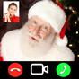Talk with Santa Claus on video call (prank)