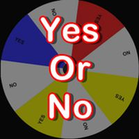 Yes or No Wheel apk icon
