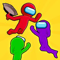 Stickman 3D - Street Gangster Icon