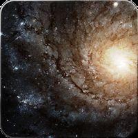 Galactic Core Free Wallpaper APK Simgesi