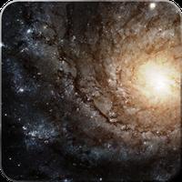 Galactic Core Free Wallpaper Simgesi