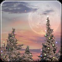 Snowfall Free Live Wallpaper APK Simgesi