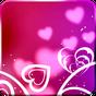 KF Hearts Live Wallpaper 2.0