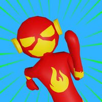 Ícone do Superhero Race!