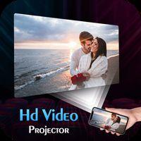 Icône de HD Video Projector Simulator