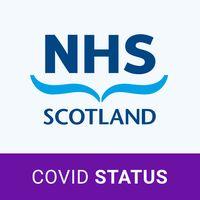 NHS Scotland Covid Status icon