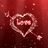 Hearts Live Wallpaper premium Simgesi