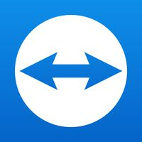TeamViewer for Remote Control Simgesi