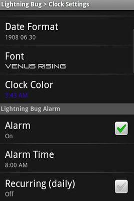Image 7 of Lightning Bug - Sleep Clock