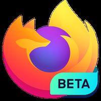 Android 版 Firefox Beta アイコン