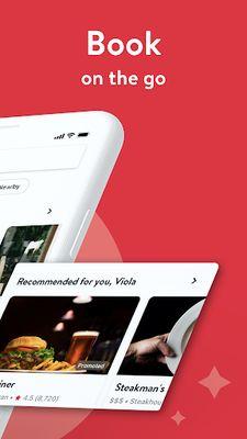 OpenTable Image: Free Restaurants