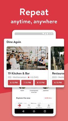 OpenTable Image 3: Free Restaurants