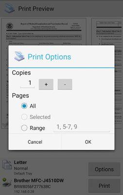 Image 4 of PrinterShare Printing