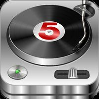 Ícone do DJ Studio 5 - Free music mixer