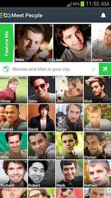 BoyAhoy Image 1: Chat, Meet, Flirt