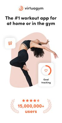 Image 3 of Virtuagym Fitness - Home & Gym