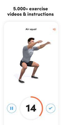 Image 4 of Virtuagym Fitness - Home & Gym