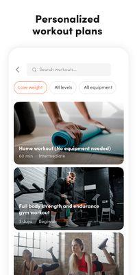 Image 2 of Virtuagym Fitness - Home & Gym