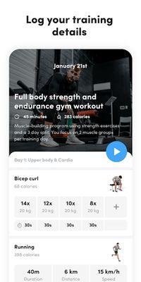 Image of Virtuagym Fitness - Home & Gym