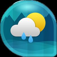 Иконка Погода и часы виджет - Android