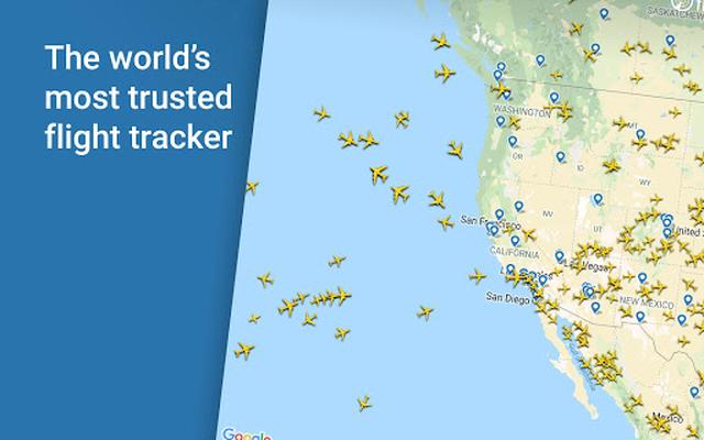 Image 11 of Flightradar24 Flight Tracker