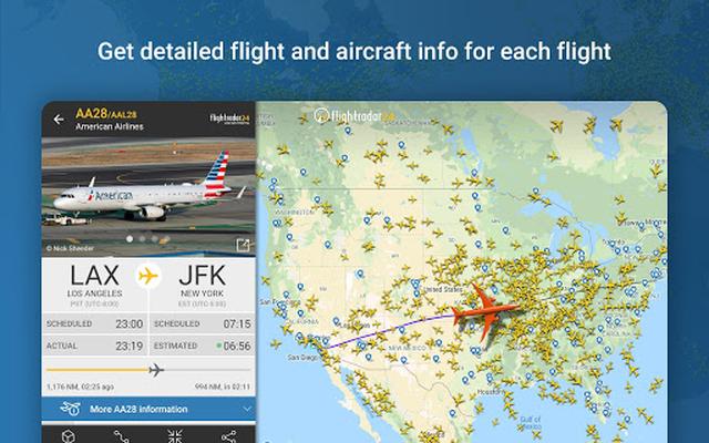 Image 13 of Flightradar24 Flight Tracker