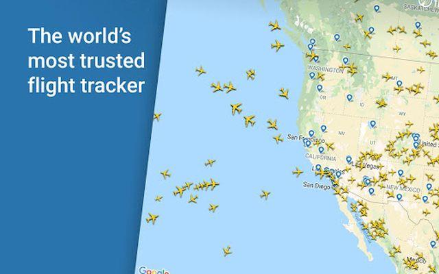 Image 4 of Flightradar24 Flight Tracker