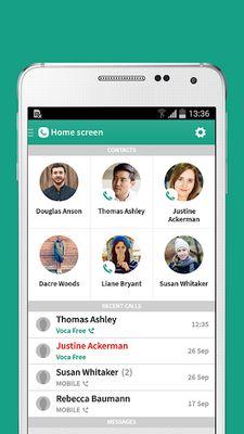Voca Image 3 - Cheap Calls & SMS