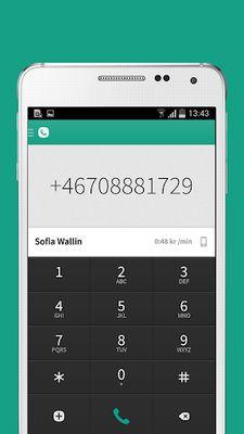 Voca Image 1 - Cheap Calls & SMS