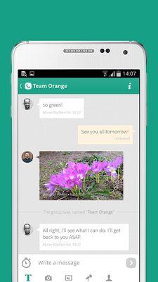 Voca Image - Cheap Calls & SMS