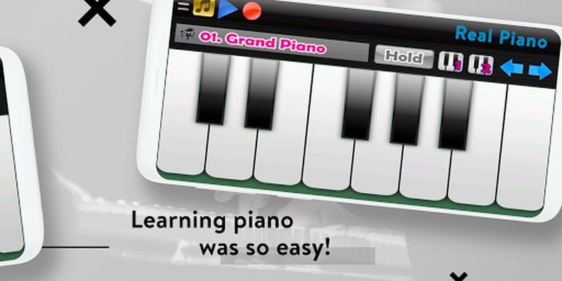 Image 4 of Real Piano